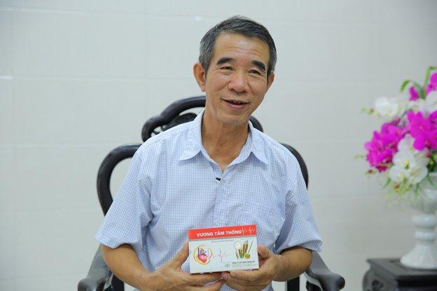 Sức khỏe chuyển biến rõ rệt nhờ có Vương Tâm Thống hỗ trợ